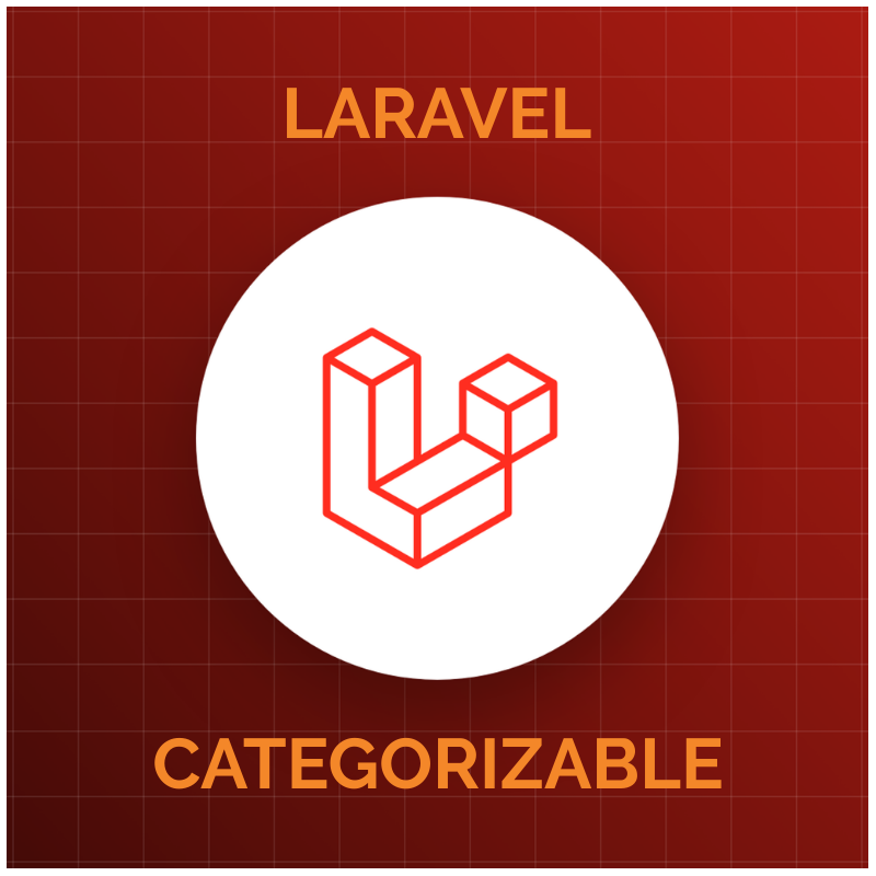 Laravel Categorizable